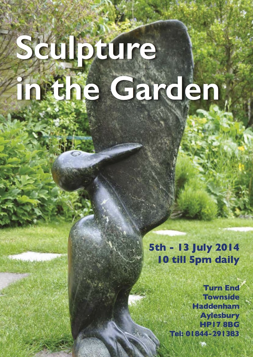 Turn End a garden and three houses 2014
