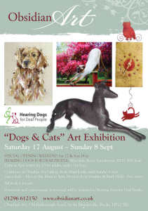 Dogs & Cats Art Exhibition
