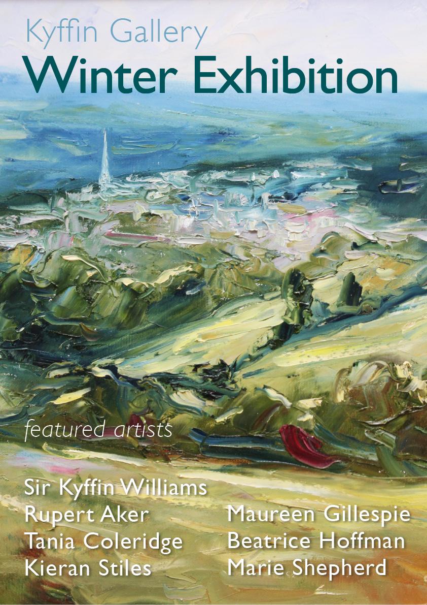 Kyffin gallery Winter Exhibition