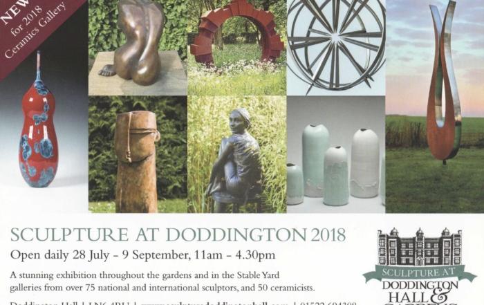 Sculpture at Doddington